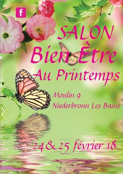 Salon du Bien-Être et Conférence sur la détox @ Moulin 9   Niederbronn-les-Bains   Grand Est   France
