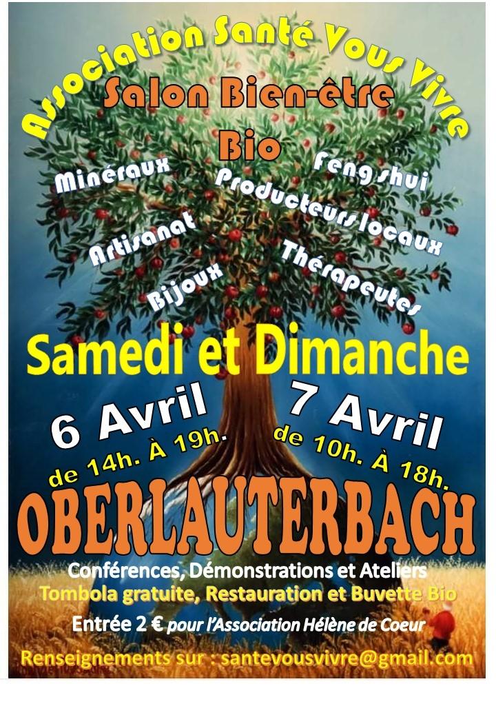 Salon Bien-être Oberlauterbach @ Salle des Fêtes